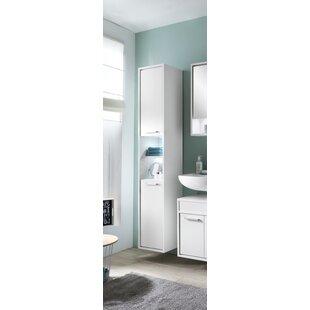 Graddy 33 X 186cm Wall Mounted Tall Bathroom Cabinet (Set Of 2) By Brayden Studio