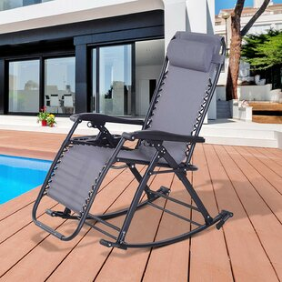 Review Tampa Garden Rocking Chair