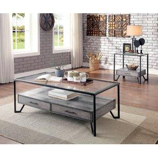 Etude 2 Piece Coffee Table Set By Brayden Studio