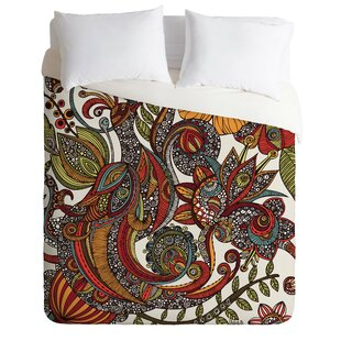 East Urban Home Paradise Bird Duvet Cover Set