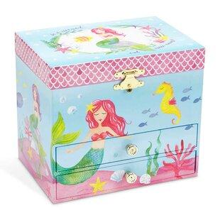 Find Mermaid Musical Jewelry Box ByHarriet Bee