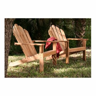 Oneill Lakeside Teak Adirondack Chair