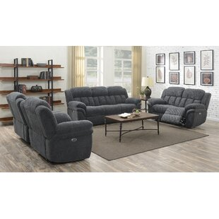 Buying Kimmel Reclining 3 Piece Living Room Set by Winston Porter Reviews (2019) & Buyer's Guide