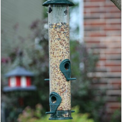 AshmanOnline Tube Bird Feeder