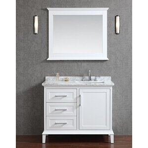 Bathroom Vanities Utah 36 to 40 inch bathroom vanities you'll love | wayfair