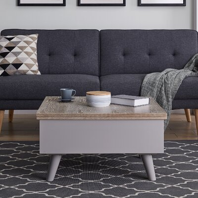 Lift Top White Coffee Tables You Ll Love In 2019 Wayfair
