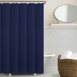 Bernadette Linen Shower Curtain