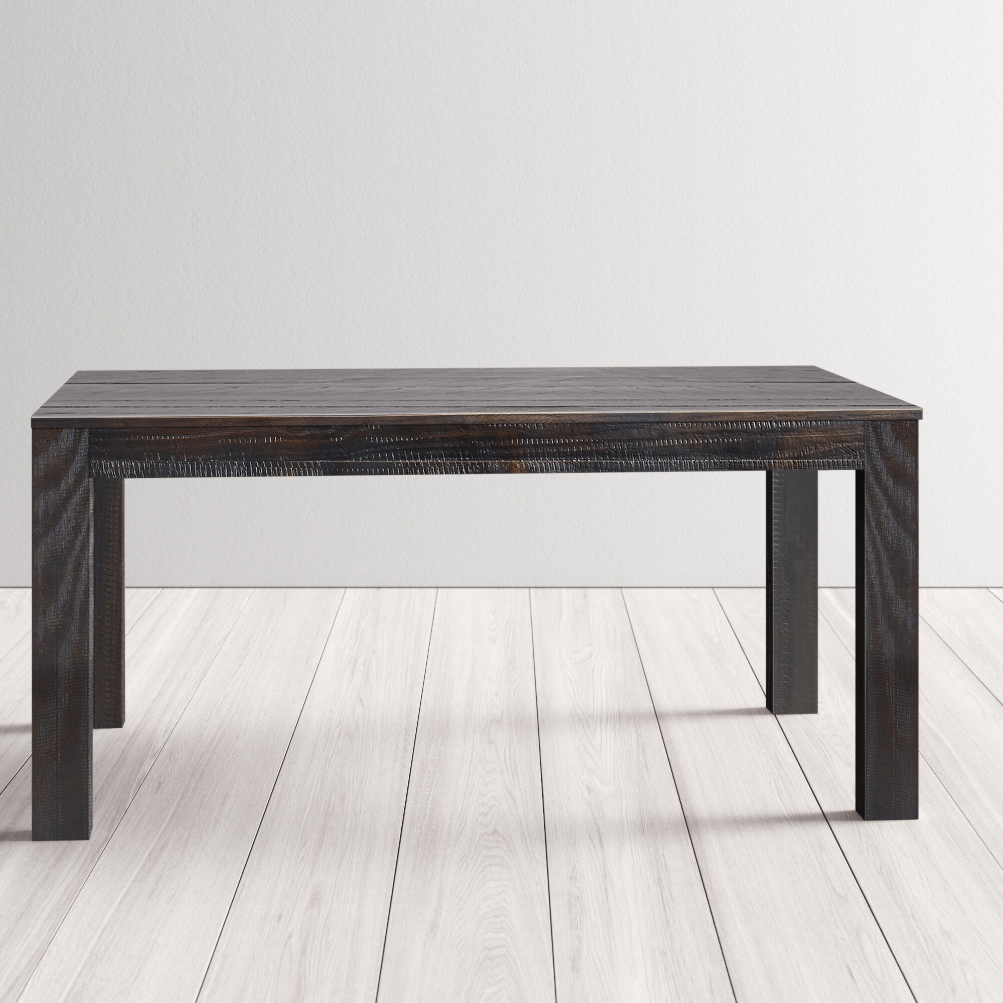 Montauk Solid Wood Pine Dining Table Reviews Allmodern