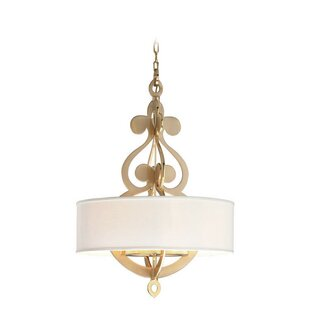 Rosdorf Park Kellen 8-Light Drum Pendant