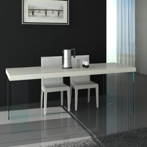 Modern & Contemporary Long Narrow Dining Table | AllModern