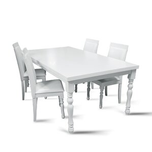 Daisi 5 Piece Dining Set by Darby Home Co