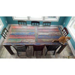 30 Solid Wood Dining Table Chic Teak