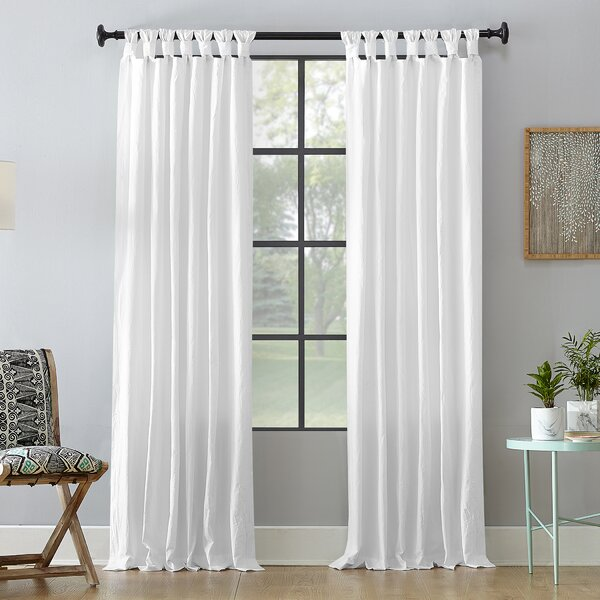 Casual Dining Room Curtains Wayfair