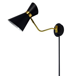 Purchase Sampson Swing Arm Lamp By Latitude Run