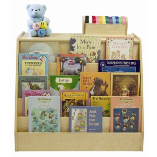 5 Compartment Book Display by ECR4kids