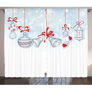 Christmas Curtains Youll Love