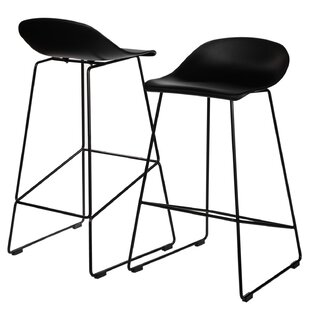 Montville 66cm Bar Stool (Set Of 2) By Ebern Designs