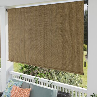 Blackout Outdoor Roller Shade