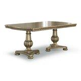 Gannaway Extendable Dining Table by Rosdorf Park