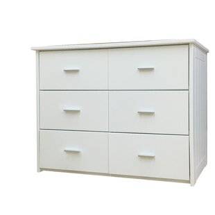 Hahn 6 Drawer Dresser