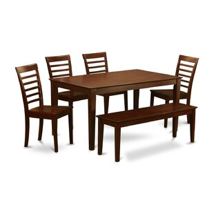 Smyrna 6 Piece Dining Set Charlton Home