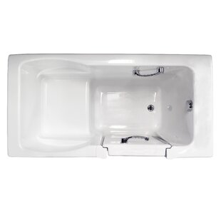 Finestra 60 x 30 Skirted Soaking Bathtub by Jacuzzi®