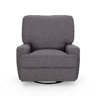 Doroteia Manual Glider Recliner by Latitude Run Great price