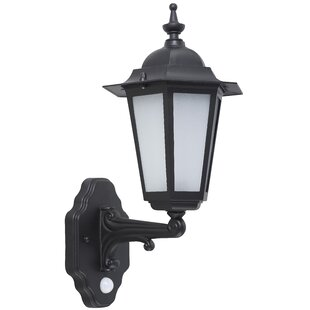Rutledge 1 Light Outdoor Wall Lantern With Motion Sensor By Sol 72 Outdoor
