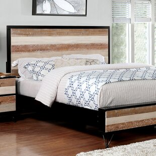 Vanessa Panel Bed by Foundry S..