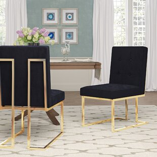 Sherri Velvet Side Chair (Set of 2)
