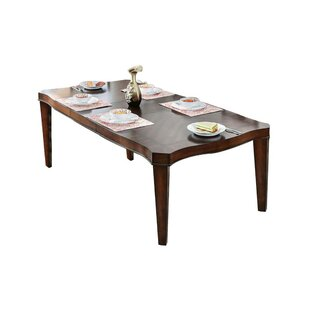 Darby Home Co Amdt Traditional Dining Table