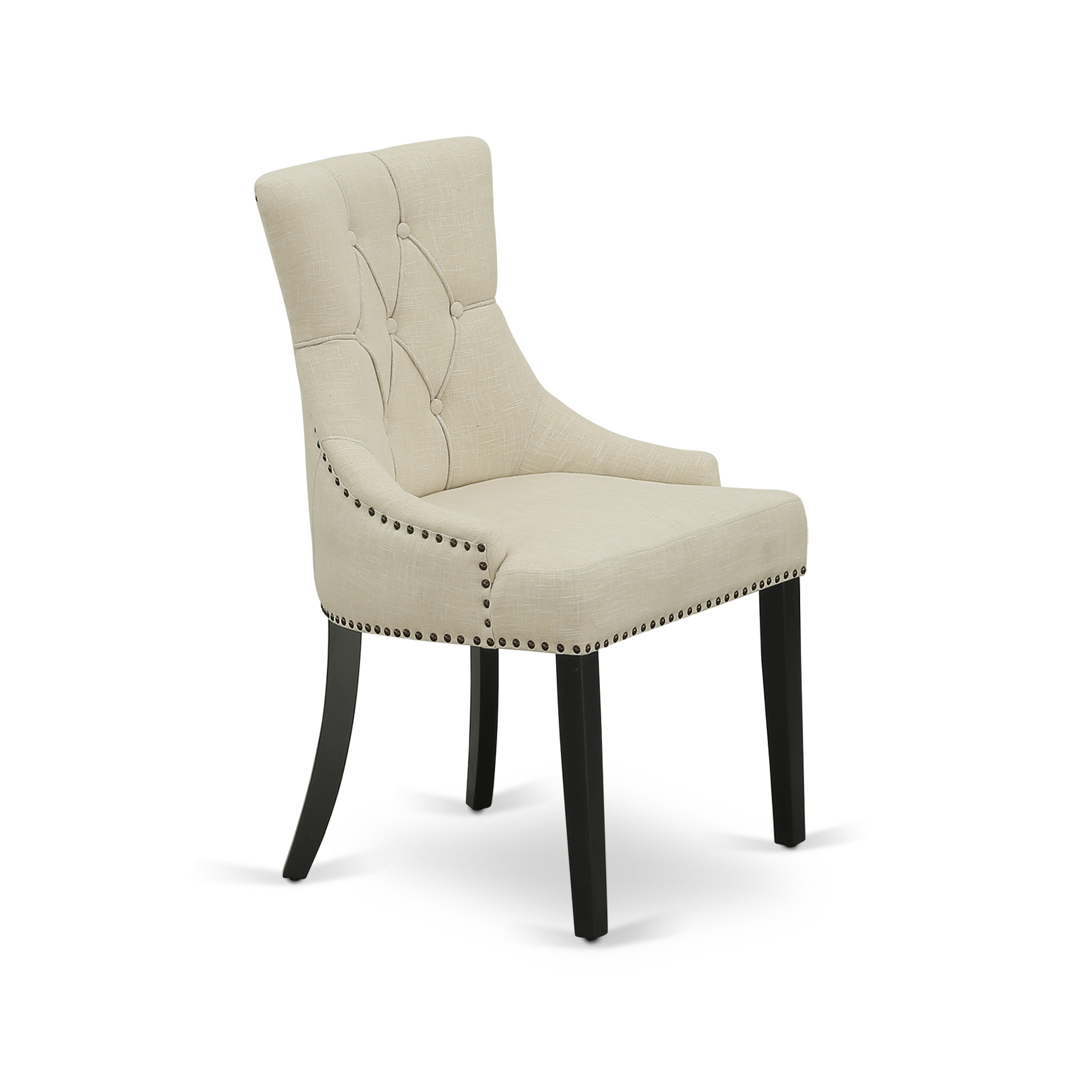 Charlton Home Schlemmer Upholstered Dining Chair Reviews Wayfair