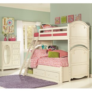 Great deal Charlotte Standard Bunk Bed By LC Kids