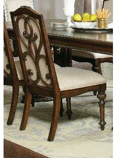 Abdul-Salaam Upholstered Dining Chair (Set of 2)