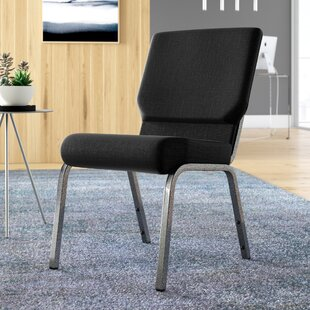 Great Price Taylor Fabric Guest Chair by Ebern Designs Reviews (2019) & Buyer's Guide