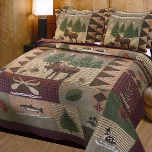 Critchfield 3 Piece Quilt Set