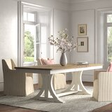 Konen Extendable Dining Table by Kelly Clarkson Home