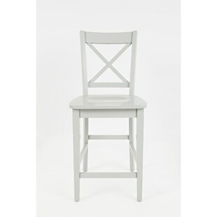 Keanu Bar Stool (Set of 2) by Longshore Tides