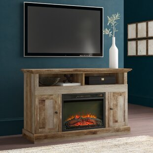 Ringgold TV Stand for TVs up to 60 with Electric Fireplace by Greyleigh