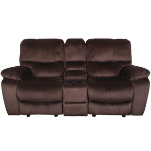 Carraton Modern Reclining Loveseat