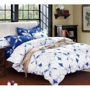 Garman Sapphire Peace Comforter