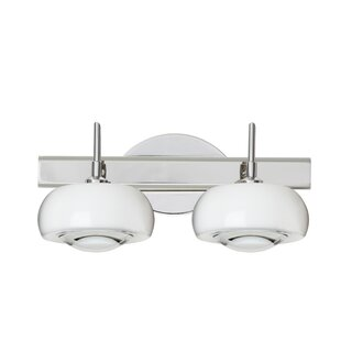 Besa Lighting Focus 2-Light Vanity Light