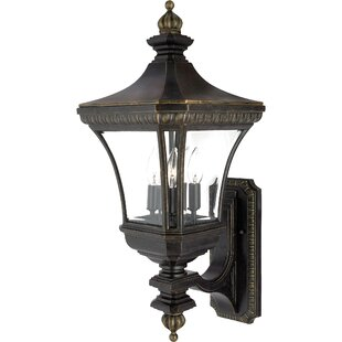 Shopping for Falnaglass 3-Light Outdoor Sconce By Astoria Grand