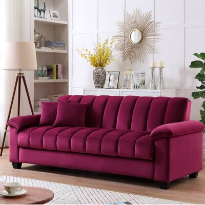 Red Sofas You Ll Love In 2019 Wayfair
