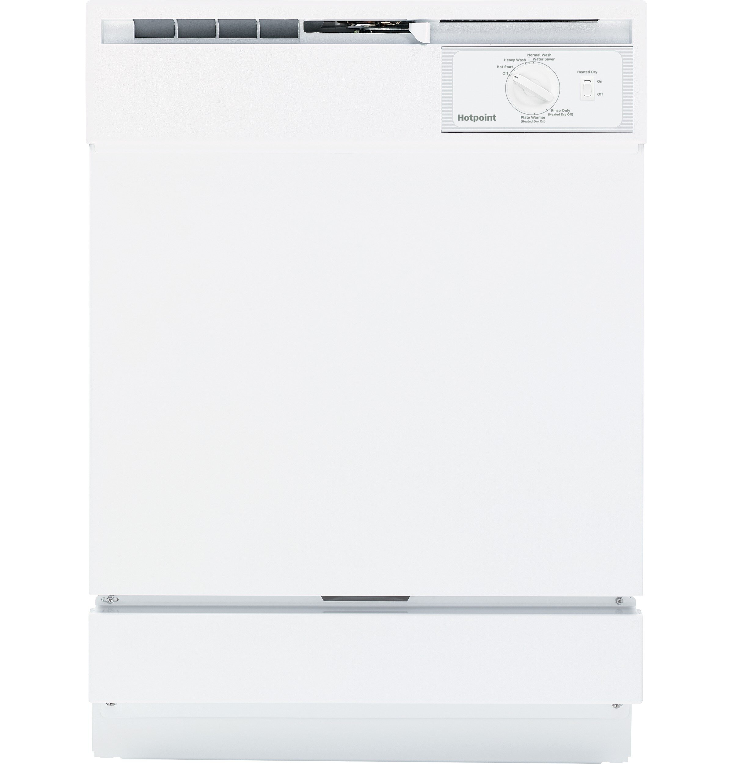 Hotpoint 24 64 Dba Built In Full Console Dishwasher Reviews Wayfair