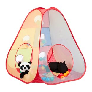 Charpentier Pop-Up Play Tent By Zoomie Kids