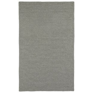 Dunbar Pewter Indoor Pewter Indoor/Outdoor Area Rug