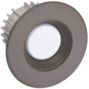 Coupon X34 LED 3 Shower Recessed Trim (Set of 6) ByAmerican Lighting LLC