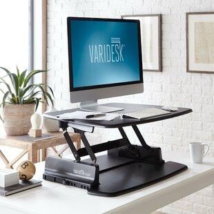 Online Reviews Pro Series Standing Desk Converter By VARIDESK