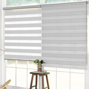 Pesce Day and Night Room Darkening Roller Shade
